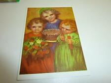 """vintage blank 70` greeting cards  Spötl""""happy greating""""144"""""""