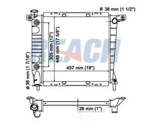 Radiator Reach Cooling 41-1485