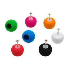 Made Out of TPU Plastic PVC Free Green Henrys HiX Juggling Ball P 67mm Single Ball