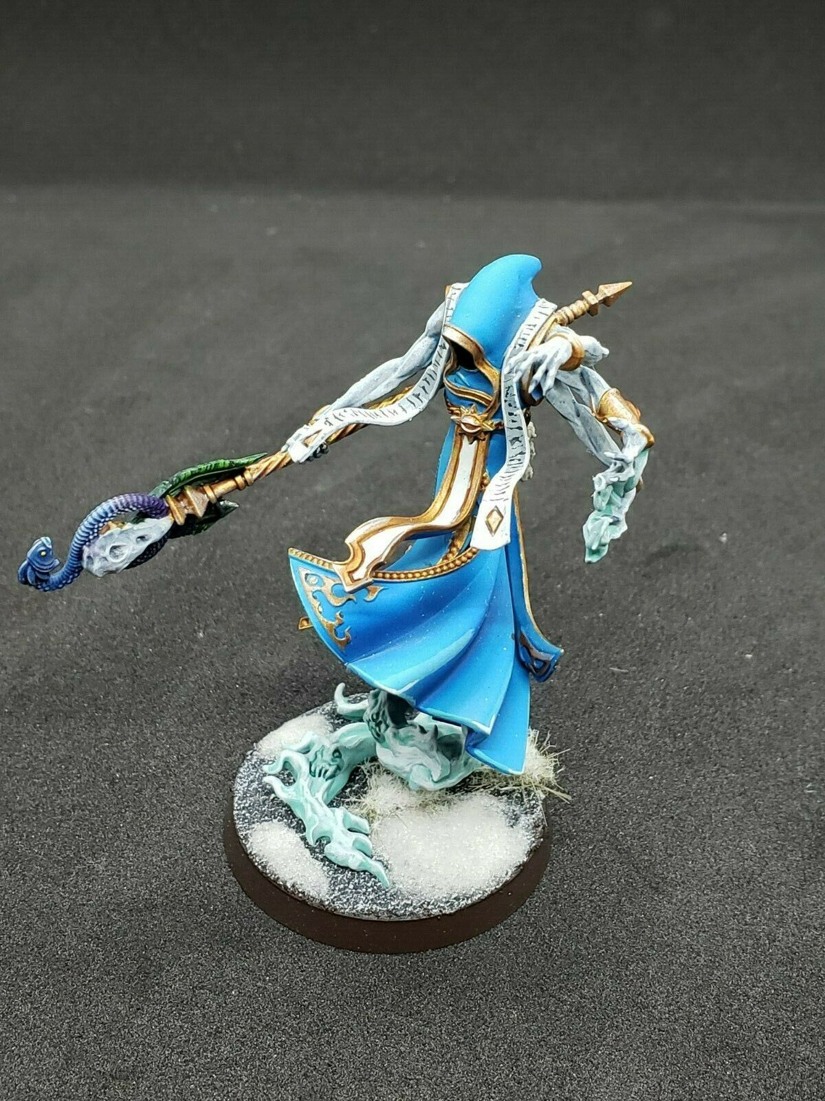 Age of Sigmar Warhammer 40k Daemons of Tzeentch Changeling Pro Painted