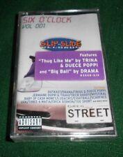 Six O'Clock Vol 1 Greg Street Cassette Tape NEW FACTORY SEALED Explicit