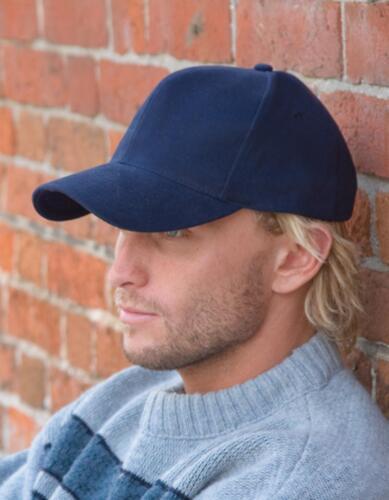 Mütze HutResult Headwear Pro-Style Heavy Cotton Cap Kappe