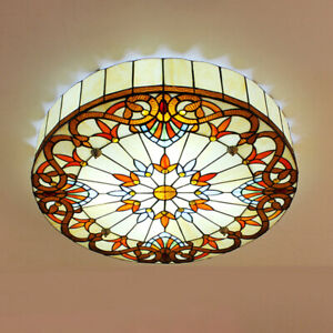 Antique Victorian Style Ceiling Light