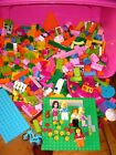 1x KG 100% Clean LEGO (for girls only) Bricks Parts Pieces figures FREE UK POST