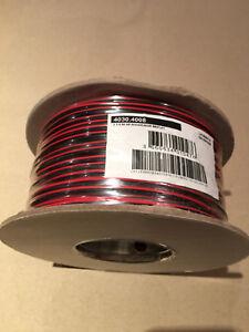Diligent Fil Double 2x0,50mm² Rouge/noir Câble Souple Haut-parleur Lampes 5...25,50,100m