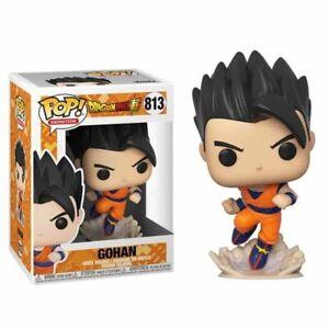 Figura Funko POP Gohan 813 Dragon Ball Super Serie 4