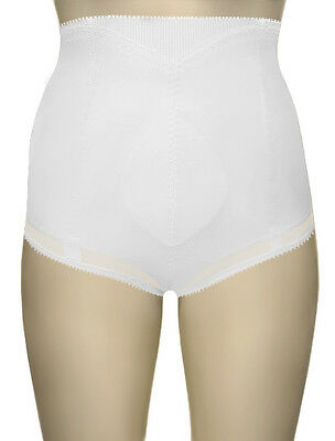 Clothing, Shoes & Accessories Cortland Shapewear Cuff-top Firm Control White Shaper Brief Plus Size 46/8xl Firm In Structure Women's Clothing