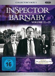 INSPECTOR-BARNABY-VOLUME-21-25-COLLECTOR-039-S-BOX-5-J-NETTLES-20-DVD-NEU