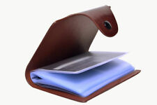 2 Pcs Unisex debit credit card wallet purse Visiting Card holder for men & women