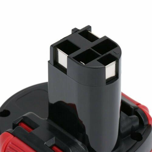 9.6V NiMH 3.0A Akku für Bosch BAT048 BAT119 BAT100 PSR 960 2607335260 2607335461