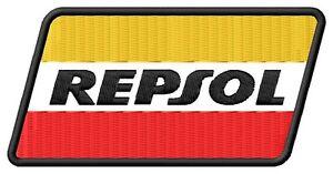 REPSOL toppa ricamata termoadesivo iron-on patch Aufnäher - Poznan, Polska - Zwroty są przyjmowane - Poznan, Polska