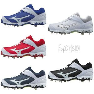 e426fcfee95 Mizuno 9 Spike Swift 5 Metal Women s Fast Pitch Cleat 320554 ...