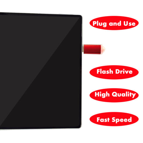 5Pack 1GB-32GB Mixed Colors USB 2.0 Flash Drives Memory Stick Thumb Pen Drive