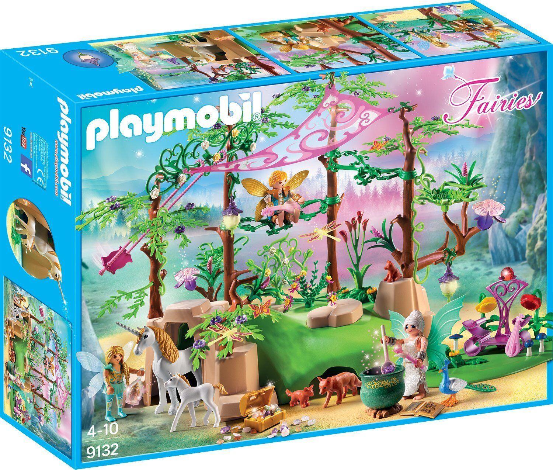 Playmobil - Fairies - 9132 - Magischer Feenwald Feenwald Feenwald - NEU OVP 1bbf7c