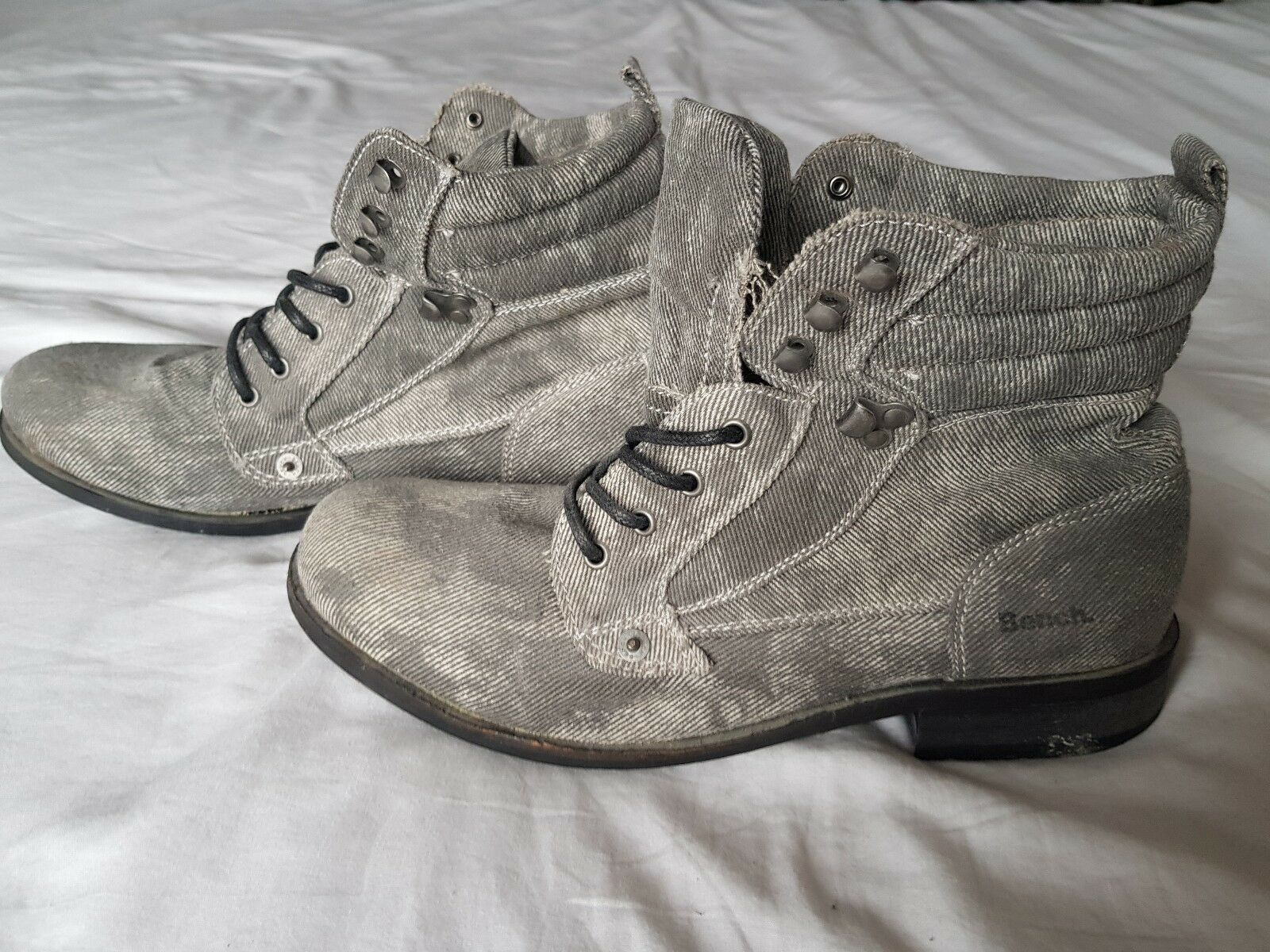Bench Murdoch Mens Boots Size