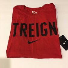 1eede299778436 item 4 NIKE Men s Treign T-Shirt Athletic Cut Cotton Red Black Size Medium  AA8779-687 -NIKE Men s Treign T-Shirt Athletic Cut Cotton Red Black Size  Medium ...