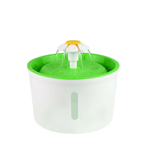BeaconPet Automatic Electric Pet Dog Cat Water Fountain Drinking Bowl w// filter