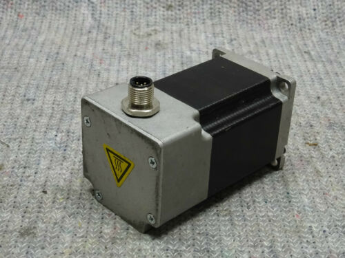 Nanotec AS5918 Schrittmotor M12 Stecker Schutzart IP65   AS5918L1404-KBRA1