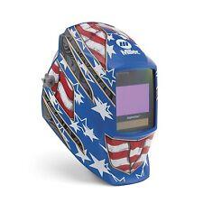 Miller Stars Amp Stripes Iii Digital Elite Helmet 281002