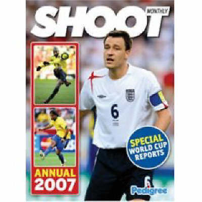 """""""AS NEW"""" , Shoot Annual 2007 Book"""