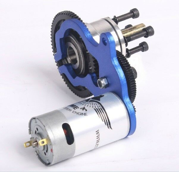 Elektrische anlasser fr dle55   da50   da60   eme55   eme60   dla5 festnetz - zy01 gas - motor.