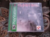 Silent Hill (rare Ps-1) Complete -greatest Hits Version Factory Sealed