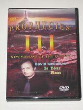 David McCallum ANCIENT PROPHECIES III New Visions Of The Future Documentary 1995
