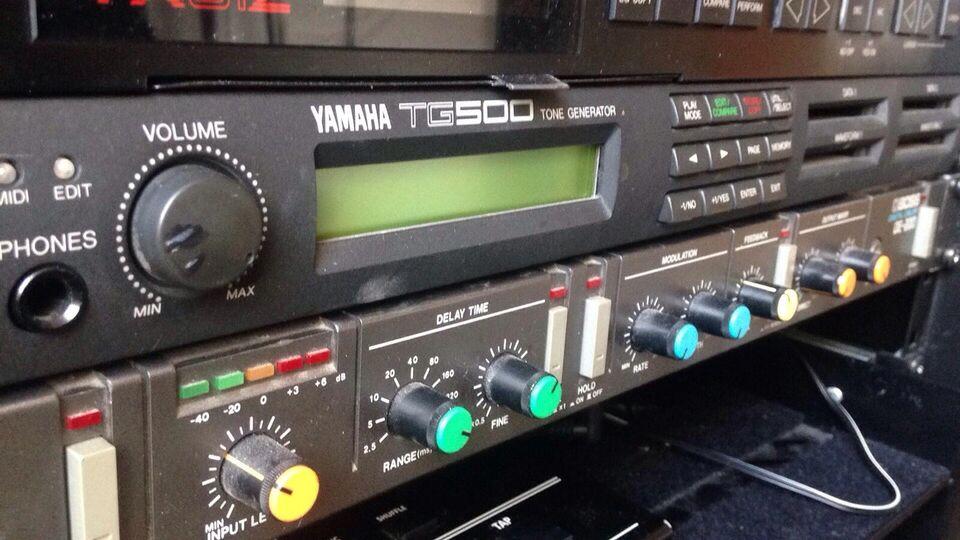 Synthesizer, Yamaha TG 500