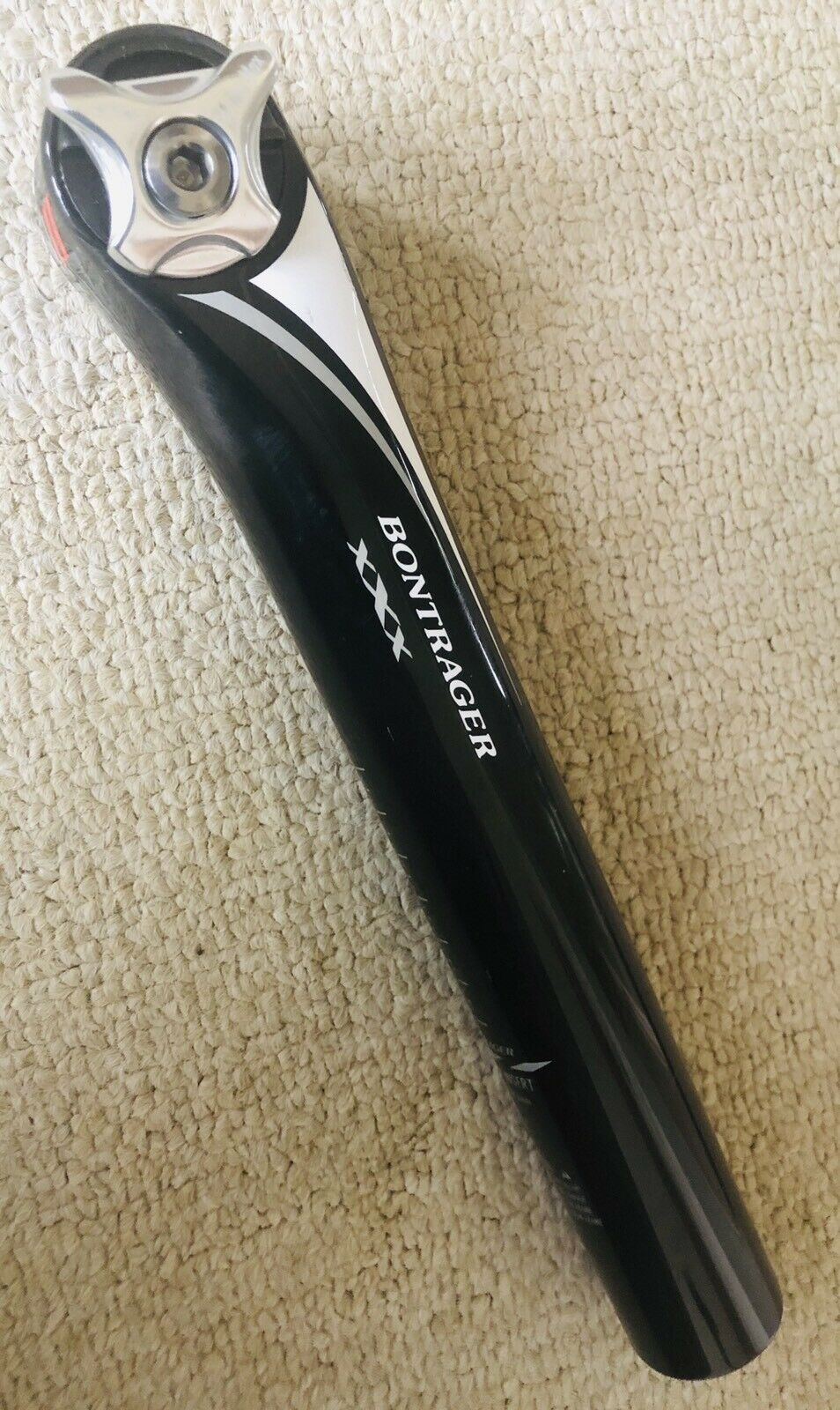 Bontrager XXX Carbon 34.0 Seat Post NEW 250 163g  Free Ship NEW  we offer various famous brand