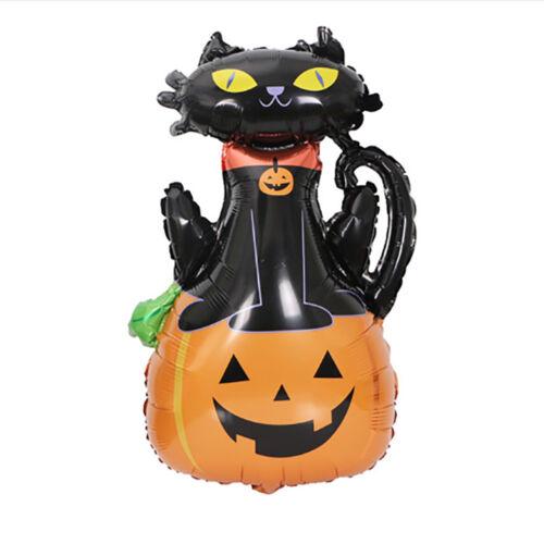 Scary Halloween Foil Balloon Foil Creative Halloween Skull Balloons Party Decors