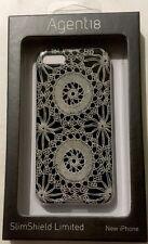 Agnet18 SlimShield Limited Case-Stevie-Crochet-Black for iPhone SE/5s/5 P5SSL/64