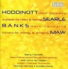 Horn Concerto/Aubade for horn & von Del Mar,RPO,DAVIS,Tuckwell (2014)