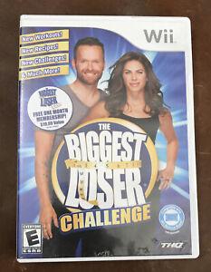 Biggest Loser Challenge (Nintendo Wii, 2010) Complete
