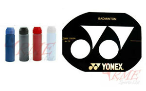 Yonex Badminton Racket Stencil and White Stencil Ink