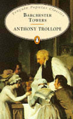 """""""AS NEW"""" Trollope, Anthony, Barchester Towers (Penguin Trollope), Paperback Book"""