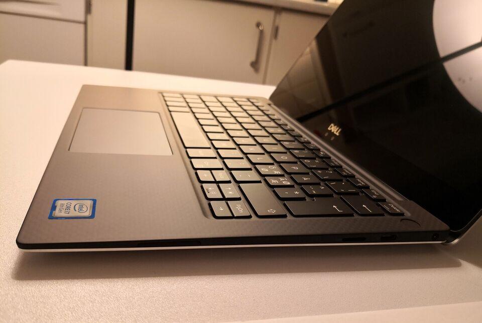 Dell XPS 9370, i7-8550U GHz, 16 GB ram