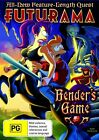 Futurama - Bender's Game (DVD, 2008)
