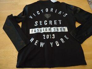 de Secret de Elements de moto blouson mode de Swarovski Victoria's Défilé Leather M AwxRR