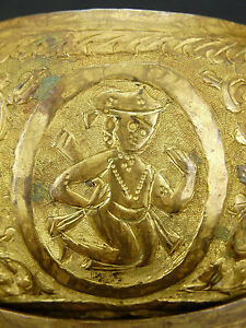 Cut-Ritual-in-Offering-Bronze-Chiseled-tombak-Art-Ottoman-Turkey-Persian
