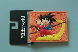 Anime Dragon ball man women Card Photo Holder wallet