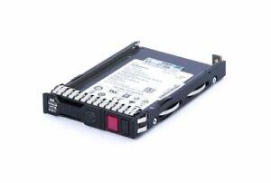 """HPE 375GB NVMe PCIe Gen3 x4 Write Intensive SSD 2.5"""" SFF U.2 P02559-001"""