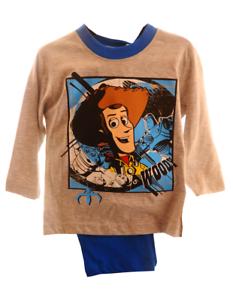 Pyjama SET Schlafanzug Hose Shirt Toy Story 86 92 98 104 110 116 Kinder Woody