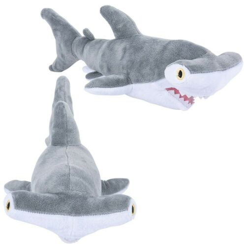 "13/"" Hammerhead Shark Plush Stuffed Animal Ocean Safe"