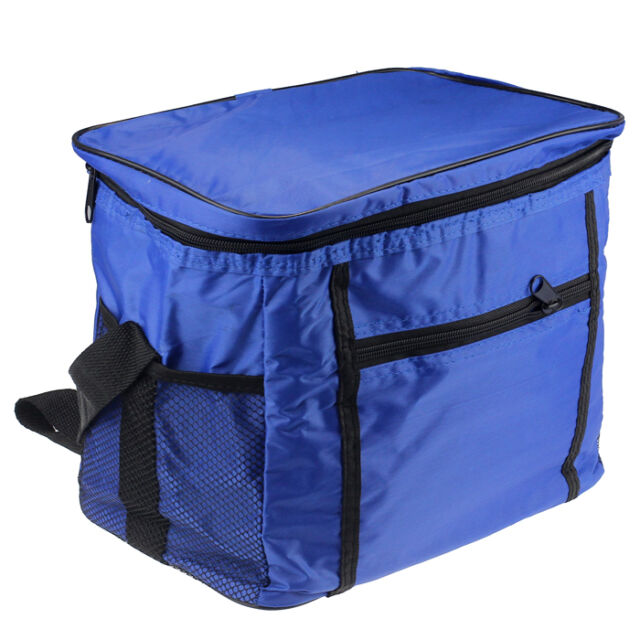 Thermal Cooler Waterproof Insulated Portable Tote Picnic Lunch Bag New Hoc
