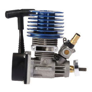 1//10 Touring Car Racing SH 18 Side Nitro Engine 2-stroke 3.48cc for 1:10 HSP