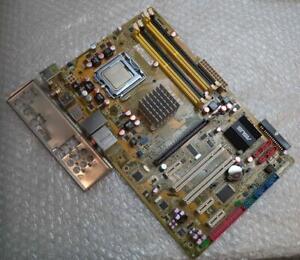 Genuine-Asus-P5K-SE-EPU-Socket-LGA-775-Motherboard-with-I-O-Back-Plate