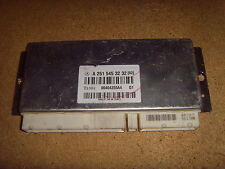 MERCEDES ML W164/R CLASS W251 AIR SUSPENSION ECU  A2515453232