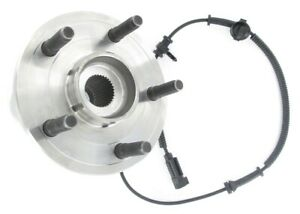 Wheel-Bearing-and-Hub-Assembly-Front-Front-Left-SKF-fits-06-09-Dodge-Ram-1500