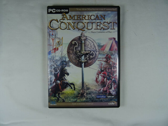 American Conquest (PC, 2002, DVD-Box)