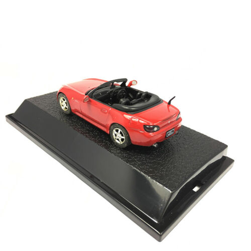 Honda S2000 Convertible 1:43 Scale Model Car Collectible Diecast Vehicle Gift